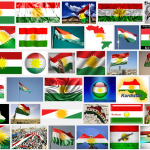 FLAG OF KURDISTAN The symbolism of the colors are