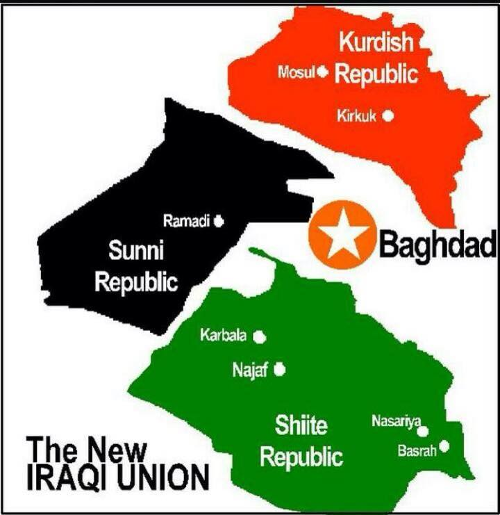 The New IRAQi UNION